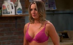 Imágenes calientes de la actriz de The Big Bang Theory