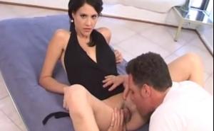 Zorra argentina cogida por el culo en un casting