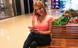 La maciza Mercedes Carrera en un casting porno POV