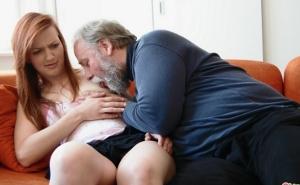 El padre de mi novio me mete mano de manera descarada