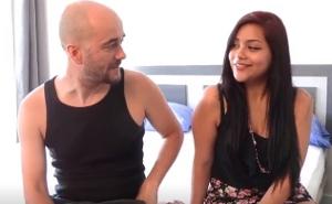 Organizan una cita a ciegas sexual con una rica colombiana